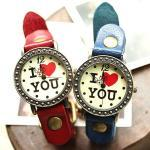 Retro Romantic I Love You ..