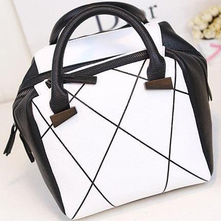 Elegant Geometry Handbags